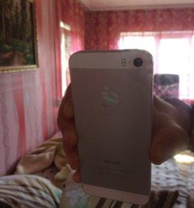 Обменяю новый iPhone 5s