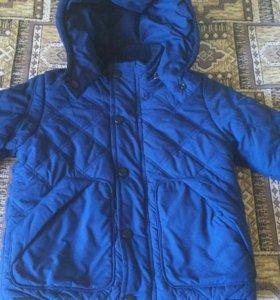 Zara куртка 2-3/98