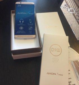 Zte axon 7 mini gold новый
