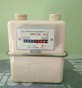 Продам счетчик газовый NPM - G4