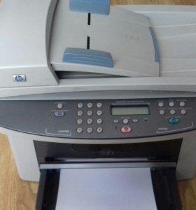 Принтер/сканер/ копир. LaserJet 3020. 4 картриджа