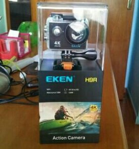 Экшен-камера EKEN HD, 4K
