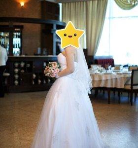 Свадебное платье Amour Bridal (1064 модель)