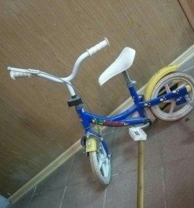 """Велосипед детский """"дино"""""""