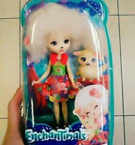 Новая кукла Enchantimals