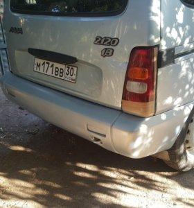 автомобиль ВАЗ 21 20