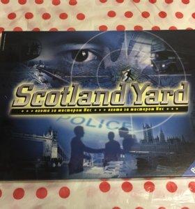 Настольная игра Scotland Yard