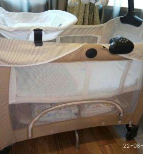 Детская кроватка фирмы Краго