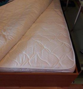 Матрас + кровать 1600*2000