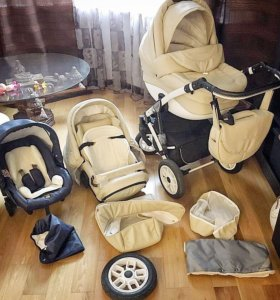 Коляска concord Car Baby lux 3 в 1