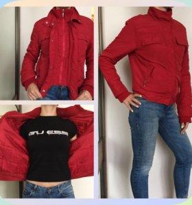 Куртка демесезонная размер 44-46