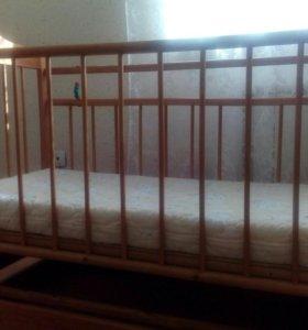 Продаю кроватку!