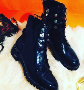 Dior ботинки. С 35 по 40 размеры