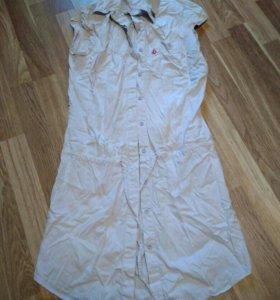 Платье рубашка volkom
