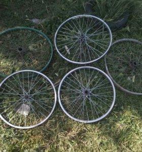 Колёса от велосипедов
