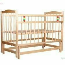 Кровать детская + матрас не распечатан