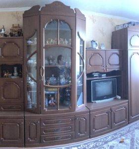 Продаём мебель, Стенка, Шкаф, для посуды, Шифанер