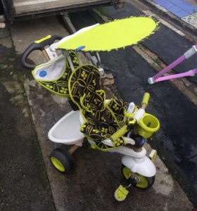 Детский велосипед smarTrike