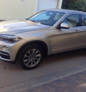 BMW X6 Xdrive 30 D 2015