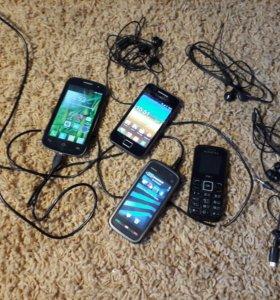 Samsung,Nokia,Alcatel,Megafon