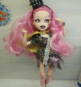Кукла шарнирная,красивая ведьма