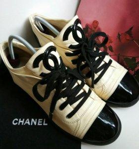 Кеды Chanel оригинал