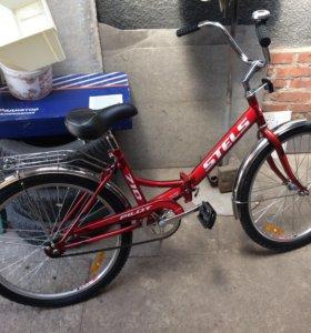 Велосипед стелс