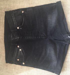 Шорты джинсовые Monki