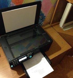 Принтер факс копир сканер 4в1 МФУ