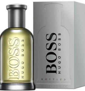 Продам мужские boss Bottled  100 ml оригинал