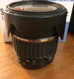 Tamron SP AF 17-50 mm f/2.8 XR Di II (Canon EF-S)