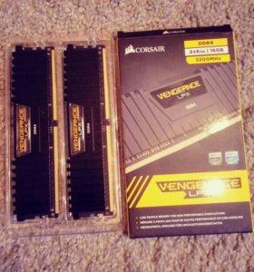 DDR4 3200mhz 2x8gb