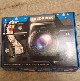 Новогодняя набор для фотографий