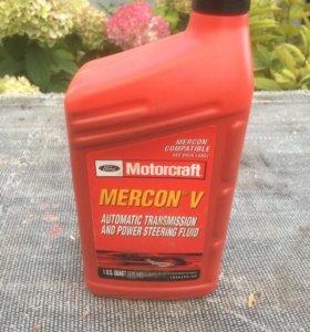 Масло для автоматической трансмиссии MERCON V