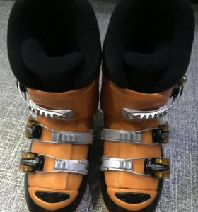 Горнолыжные ботинки-подрастковые