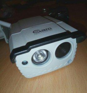 Видеокамера наружного и внутреннего наблюдения