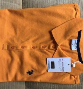 Рубашка поло US Polo ASSN