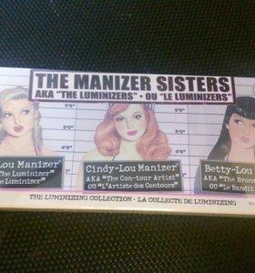 Хайлайтер thebalm manizer sisters