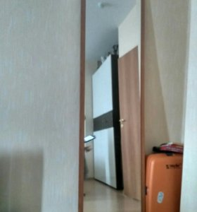 Дверь с зеркалом, от шкафа