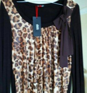 Новая блуза  DERIN 48