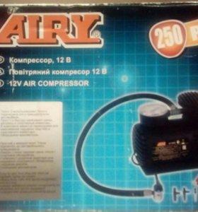 Клмпрессор AIRY 250PSI автомобильный