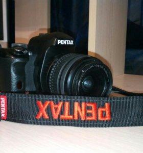 Продам или обменяю на смартфон фотик Pentax K-r