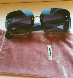 Miu Miu очки оригинал новые Миу Миу