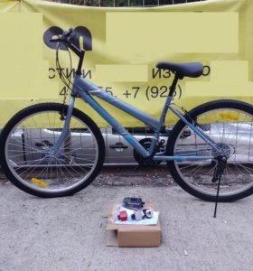Новый велосипед Vincent Explorer, 21 скорость