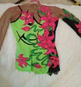 Платье (купальник) фигурное катание, гимнастика