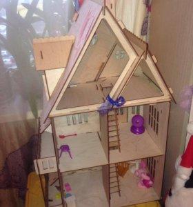 Детский дом для кукол