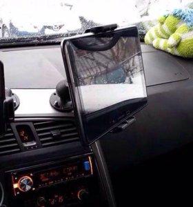 переделка крепления навигатора ,планшета ,телефона