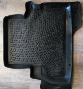 Комплект 3D резиновых ковриков для Ford Kuga 2
