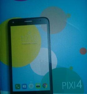 Телефон alcatel pixi4