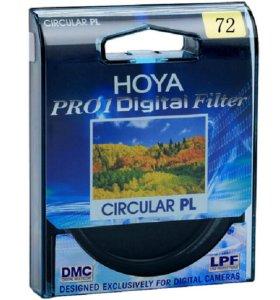 Светофильтр Hoya PL-CIR PRO 1D 72mm